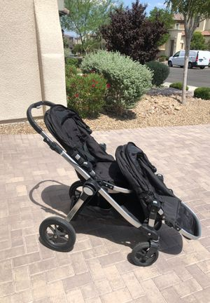 City Select Baby Jogger Double Stroller for Sale in Las Vegas, NV