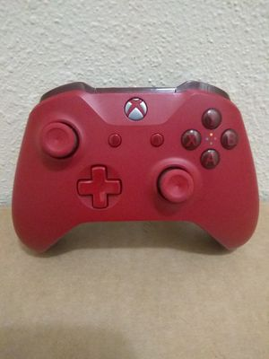 Red Xbox One S Controller for Sale in Fresno, CA