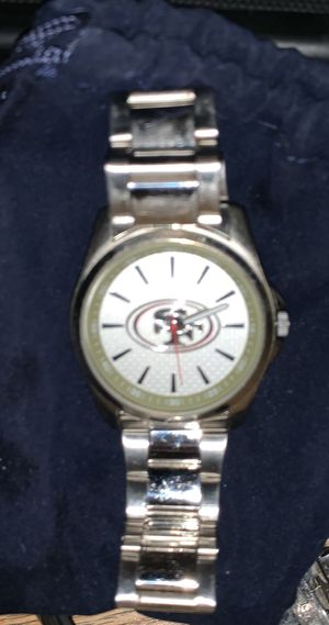 SF 49ers Watch for Sale in South Windsor, CT