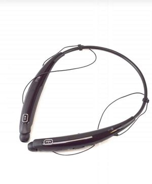 LG Tone Pro HBS-770 Bluetooth Wireless Stereo Headset - Black for Sale in Dearborn, MI