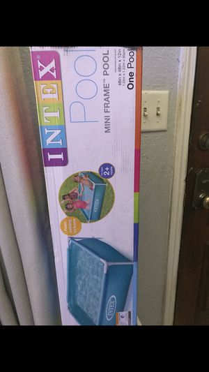 Intex Pool for Sale in Tulare, CA