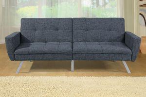 "Brand new 74"" x 41"" linen split sofa futon for Sale in San Diego, CA"