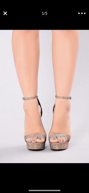 Women's brand new heels size 6 US for Sale in Glendale, AZ