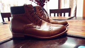 Warfield & Grand(genuine leather) Anckle Boots for Sale in North Salt Lake, UT