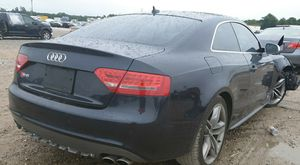 Audi S5 2012 Parts B8.5 Rims Seats Trunk Light Module Suspension for Sale in Dallas, TX