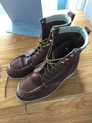 Steel toe leather boots working for Sale in Brookfield, WI