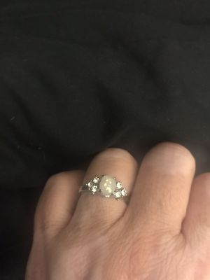 Opal ring size 8 for Sale in Millersville, MD