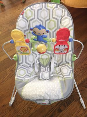 Fisher Price Geo Meadow Bouncer for Sale in Winchester, KY