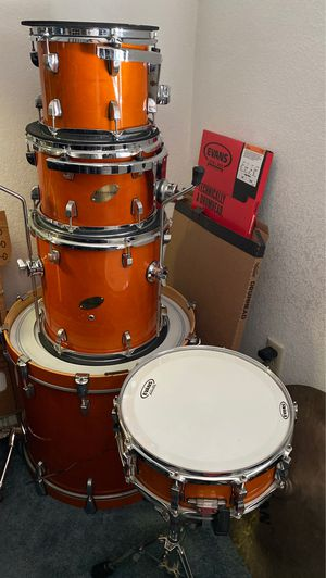 Ludwig drum set for Sale in Kingsburg, CA
