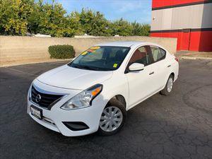 2018 Nissan Versa Sedan for Sale in Fresno, CA