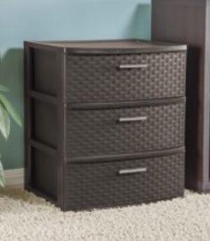Three Drawer Storage for Sale in Miami, FL