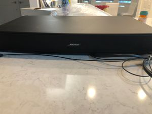 Bose sound bar for Sale in Port St. Lucie, FL