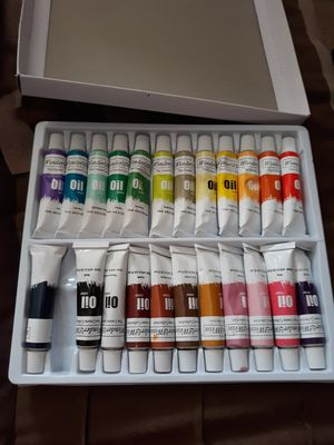 Oil Paint Set for Sale in Colorado Springs, CO