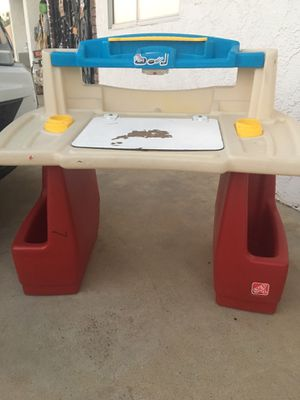 Kids desk for Sale in Riverside, CA