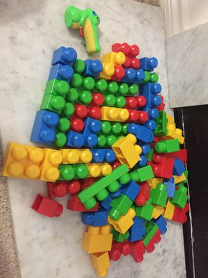Building blocks- kids toys for Sale in Irving, TX