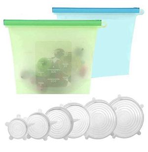 Silicone Stretch Lids & Reusable Silicone Food Storage for Sale in Dallas, TX