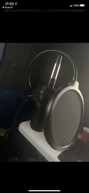 Studio setup (Everything you need to record) for Sale in Fairless Hills, PA