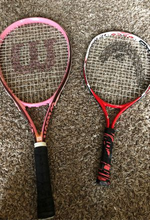 Tennis rackets for Sale in Bothell, WA
