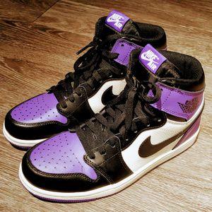 Air Jordan 1 Purple 8.5 for Sale in Lynn, MA