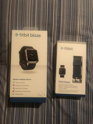 FitBit Blaze w/ extra watch band for Sale in Plano, TX