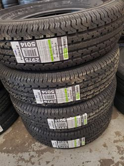 ST 205/75/14 trailer tires for Sale in Tacoma,  WA