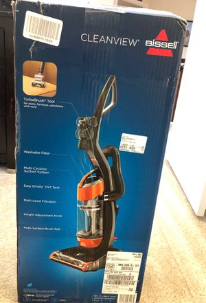New bagless vacuum for Sale in Rockville, MD