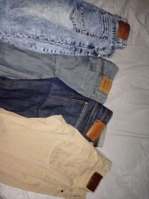 Men Jeans for the low for Sale in Greenbelt, MD