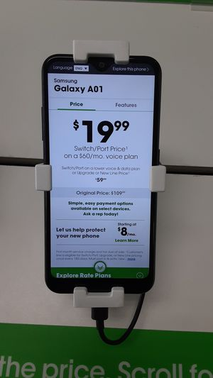 Samsung Galaxy A01 for Sale in San Angelo, TX