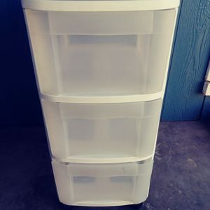 Plastic Drawer Storage for Sale in Los Angeles, CA