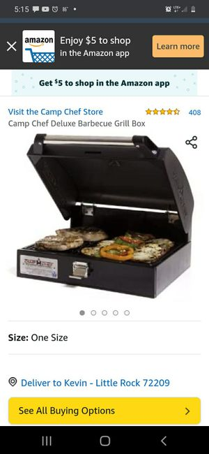 Grill Box for Sale in Little Rock, AR