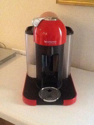 Nespresso Vertuoline coffee espresso maker for Sale in San Diego, CA