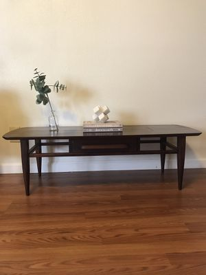 Mid Century Modern Coffee Table for Sale in Kaneohe, HI