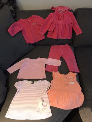 Girls clothes size 12 - 18 ant 2T for Sale in West Hollywood, CA