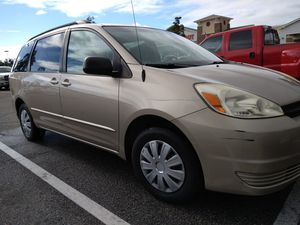 Toyota sienna for Sale in Mission Viejo, CA