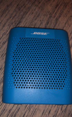 Bose Color Soundlink   Bluetooth Speaker for Sale in Somerville, MA