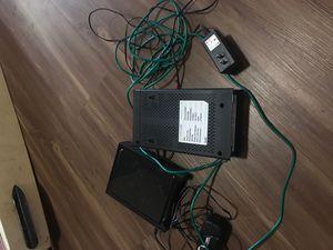 Century Link modem for Sale in Spokane, WA