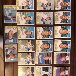 Topps Braves 1979 Baseball Cards for Sale in St. Charles, IL