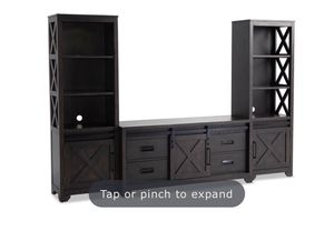 Entertainment unit tv stand for Sale in Manassas Park, VA