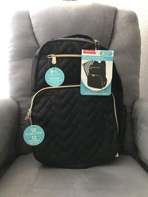 Fisher Price Morgan Diaper Backpack for Sale in Stanton, CA