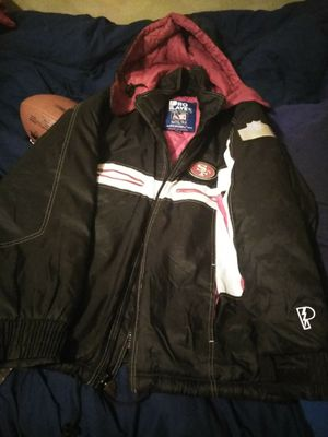 Rare Niner jacket for Sale in Pittsburg, CA