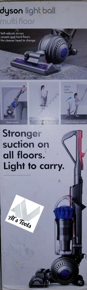 Dyson light ball multi floor corded vacuum for Sale in Downey, CA