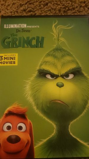 The Grinch, movie for Sale in Kenmore, WA