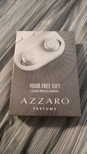 Wireless Earbuds by Azzaro for Sale in Naperville, IL