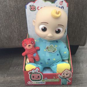 🌈 CoComelon JJ Doll Toy ❤️ for Sale in Ontario, CA