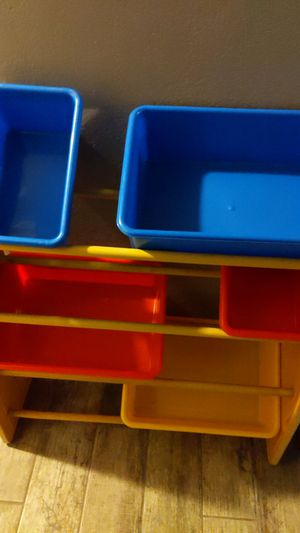 Kids toy storage for Sale in Escondido, CA