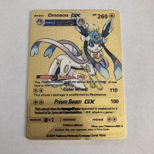 OMNEON POKÉMON METAL CARD for Sale in Fullerton, CA