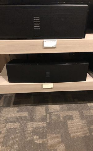 Martin Logan center speaker Motion 6I for Sale in Adelphi, MD