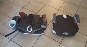 Car Seat booster marca graco 40$ ambos for Sale in Hialeah, FL