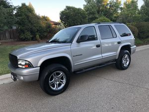 2001 Dodge Durango 4x4 V-8 Low Mikes!!! for Sale in Mountain House, CA