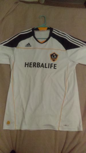 Size XL Adidas LA Galaxy soccer jersey for Sale in San Angelo, TX